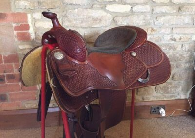 Equi Sport (Oasis Ranch) Quality Western Saddle