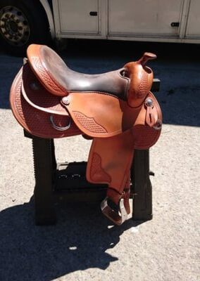 16″ Equiflex Saddle