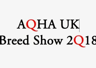 Breed Show 2018