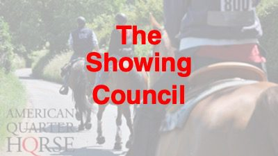 The Showing Council