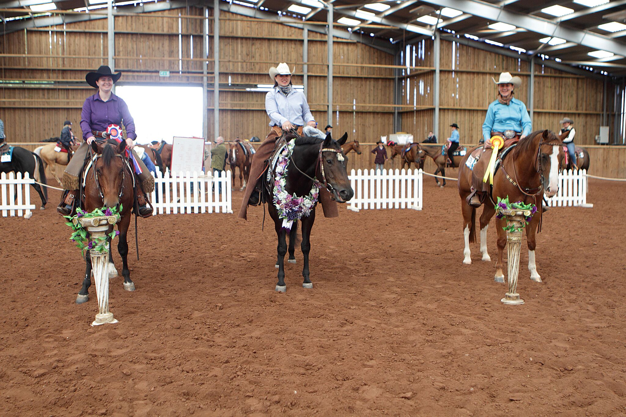 4/5 Year Old Ranch Riding